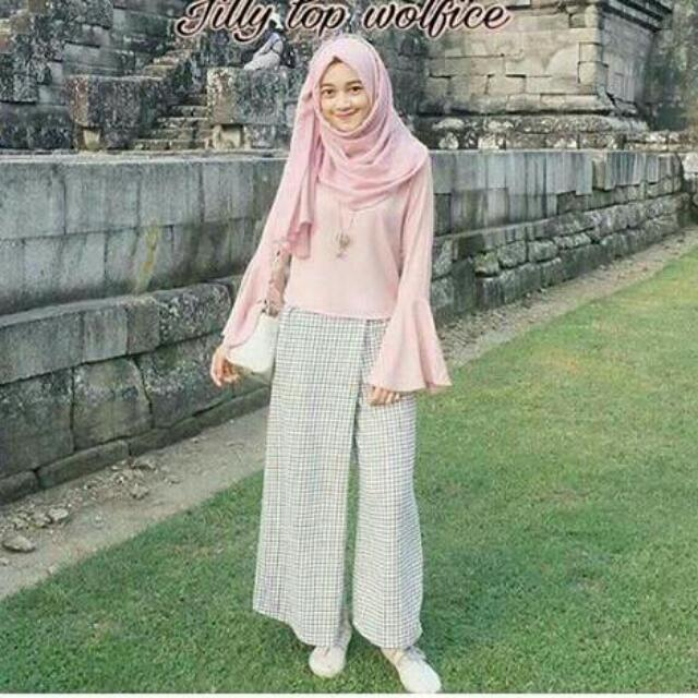 jilly top pink
