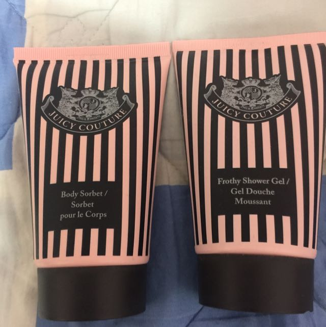 Juicy Couture Perfumed Lotion/shower Gel