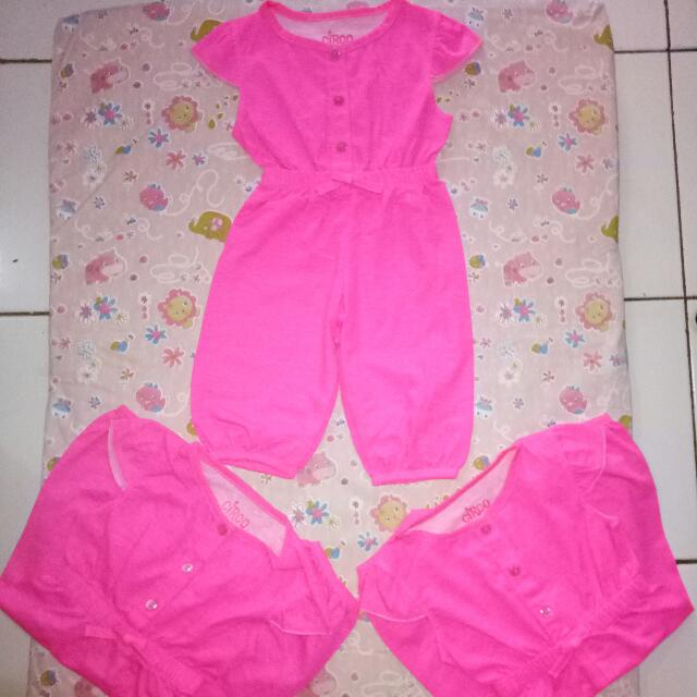 Jumpsuit Anak 4th