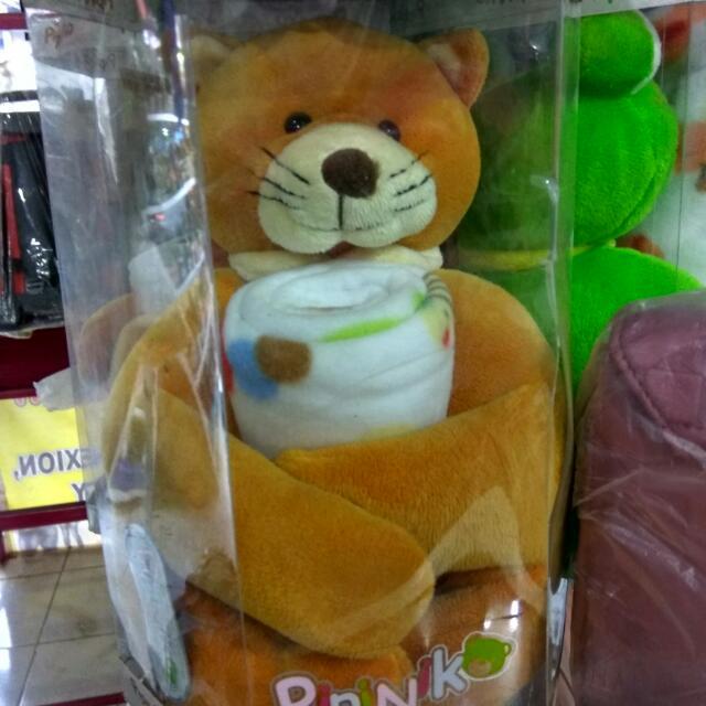Mantel Baby Lembut Bgt