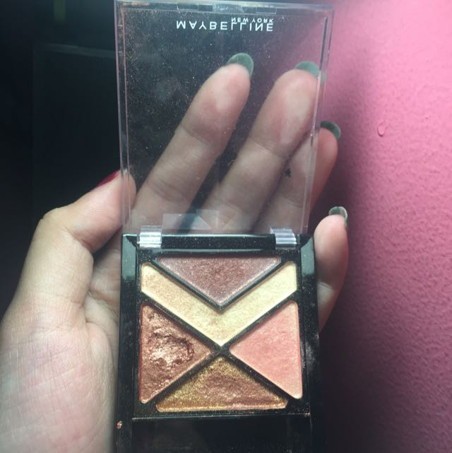 maybelline Eyeshadow Hyper Diamonds