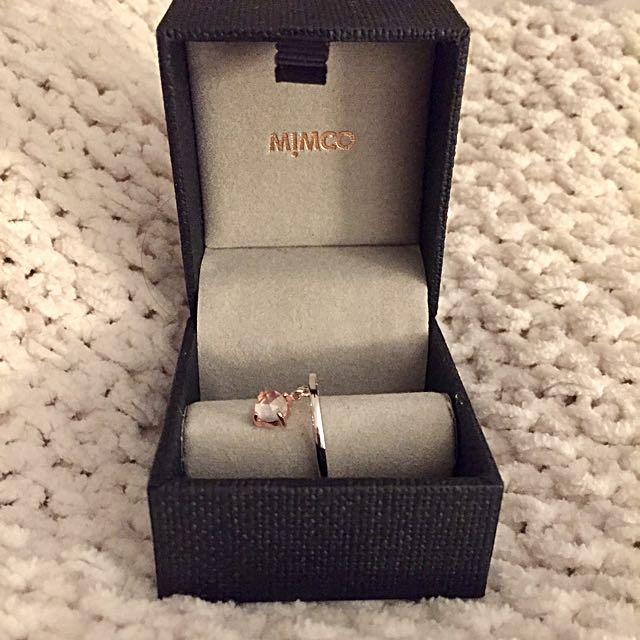Mimco Ring - MIM Precious Range (sterling silver)