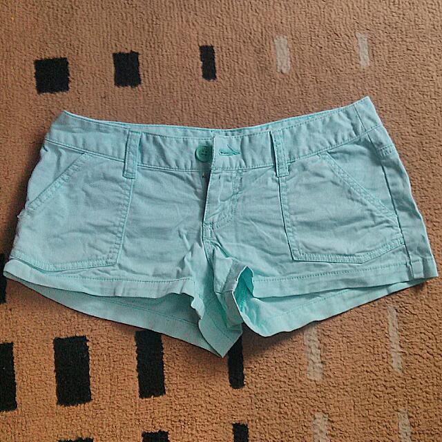 Mossimo Washed Out Teal Terno