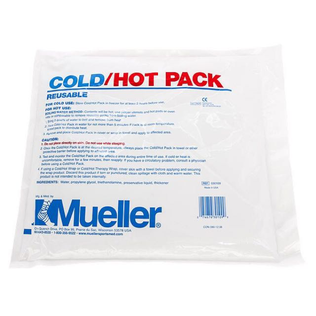REDUCED PRICE - $20**MOVING OUT SALE - $30** MUELLLER EXTRA LARGE THERAPISTS SIZE REUSABLE