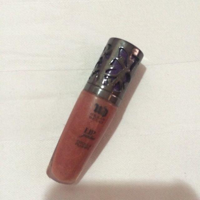 NAKED Lipgloss + Plumper