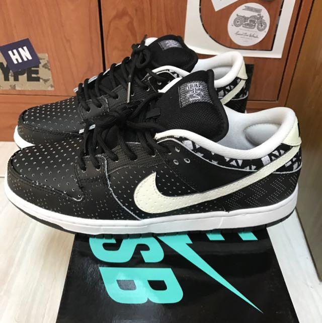 Nike Dunk Low Prem BHM SB Qs