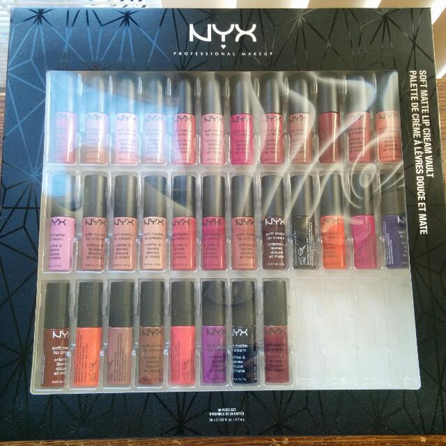 NYX Liquid Suede & Soft Matte Lip Cream