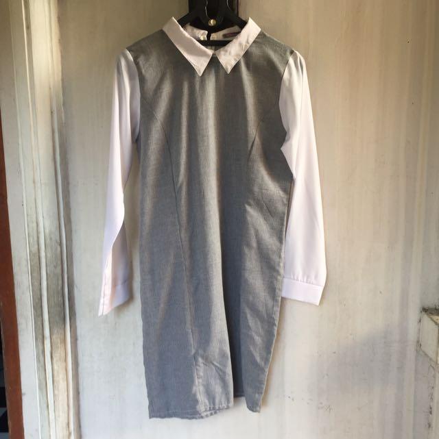 Oxford dress JA5