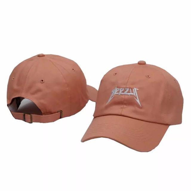 Peachy Yeezus Cap