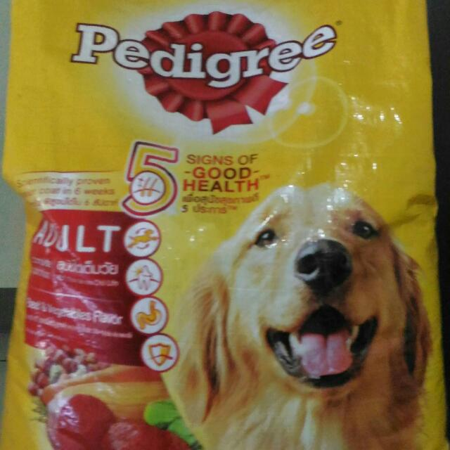 Pedigree Adult 20kg Beef & Vegetables Dry, Pets Supplies, Pet Food on Carousell