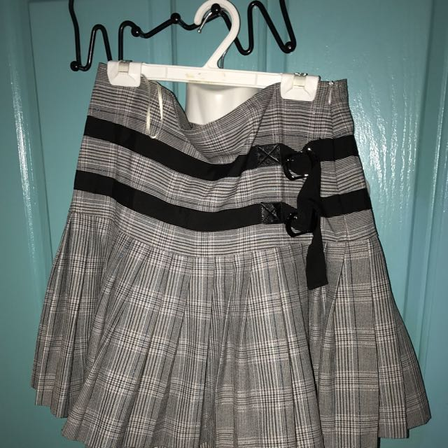 Pink Style Skirt SZ Fits 13