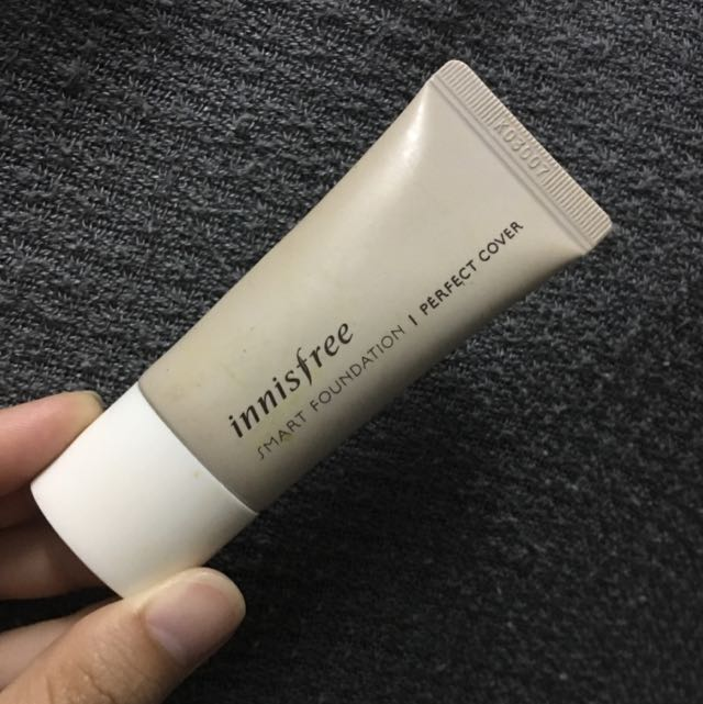 (PL) Innisfree Smart Perfect Cover Foundation