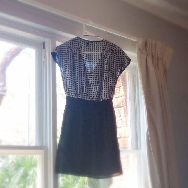 Polka Dot Dress in Size 6 (X Small)