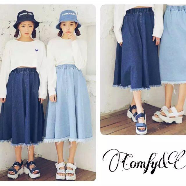 PO✨Midi Skirts