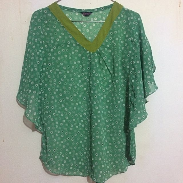 [Preloved] Blouse Chiffon