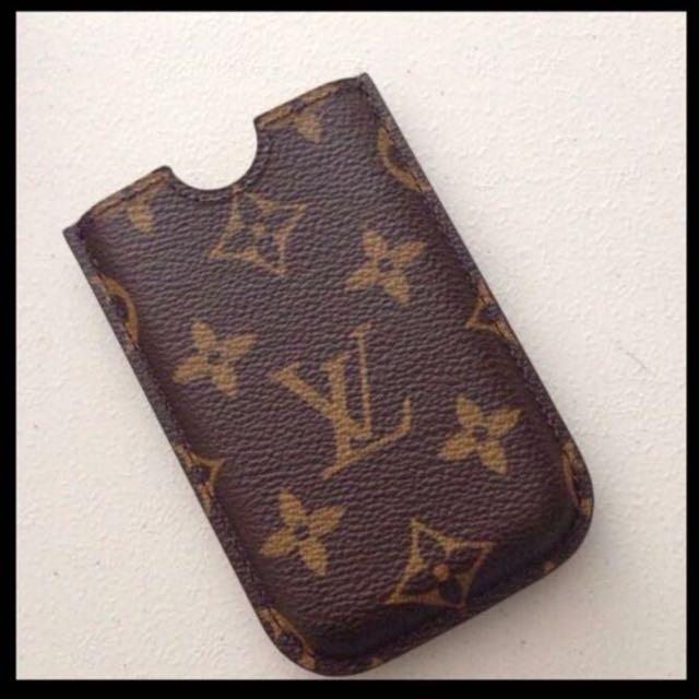 designer fashion 09b21 08b29 💥Price Reduction BNIB Authentic Louis Vuitton LV Iphone Case