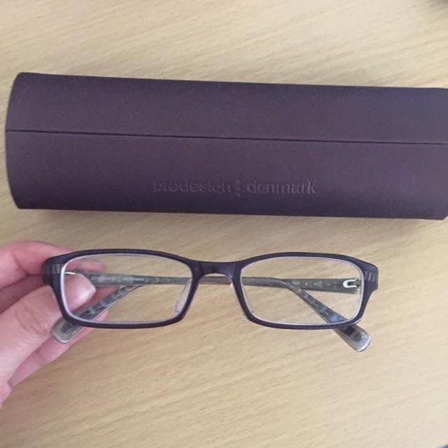 Prodesign Denmark Eyeglasses