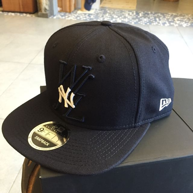 2964bb1787922 Public School Eugene PSNY New Era WNL Yankees Hat 棒球帽老帽SnapBack ...