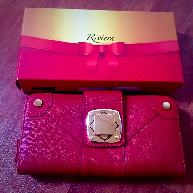 Riviera Genuine Leather Wallet