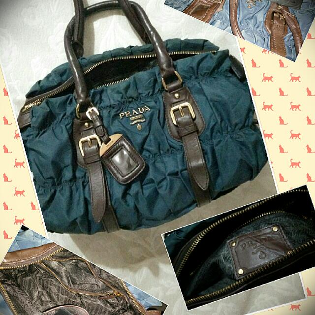 Second Hand Prada Bag d47663d7a606e