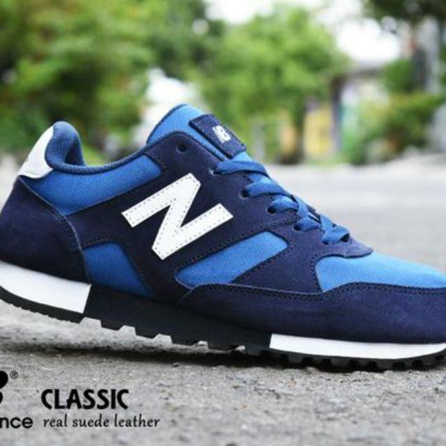 Sepatu Pria New Balance Classic Grade Ori   sport casual kets joging (NB-B) 3bcc2cb995