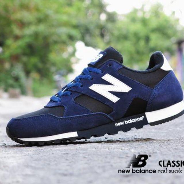 Sepatu Pria New Balance Classic Grade Ori   sport casual kets joging (NB-C) 7b8934b702