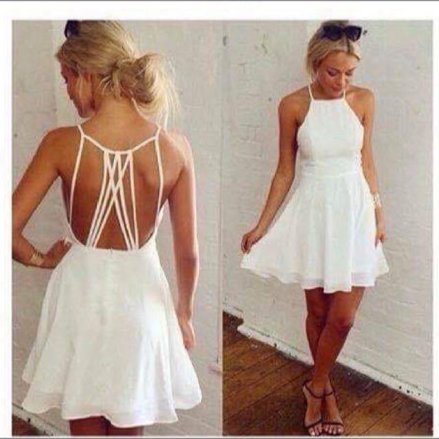 Side Boob Dress