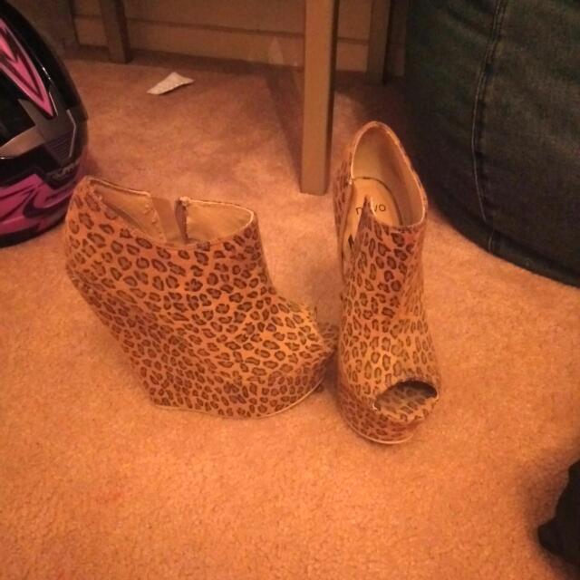 Six Inch Heels