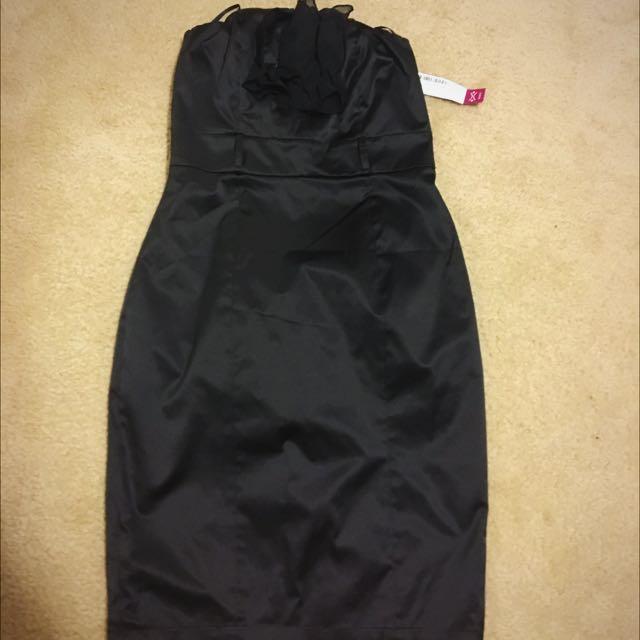 Smart Set Little Black Dress