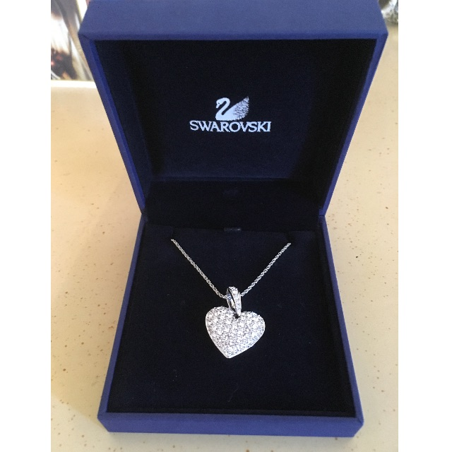 SWAROVSKI Heat Pendant Necklace $50