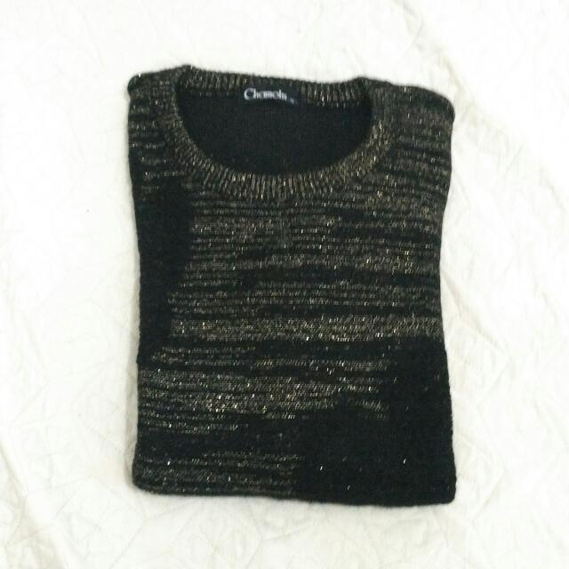 Sweater Chamois.  (knit)