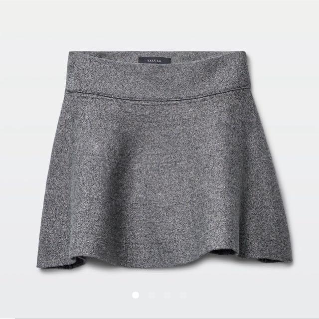 Talula Grey Vanderbilt Skirt