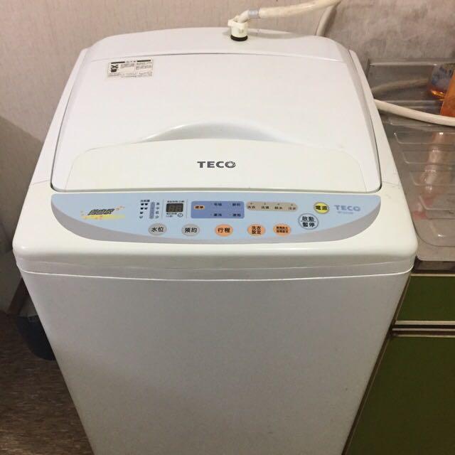 Teco 洗衣機