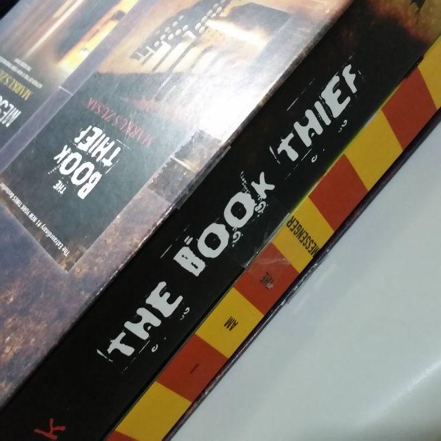 The Book Thief & I Am The Messenger