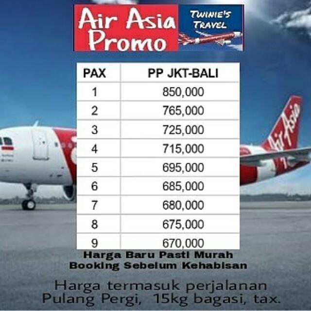 Tiket Pesawat Murah Jkt Bali Promo Tickets Vouchers