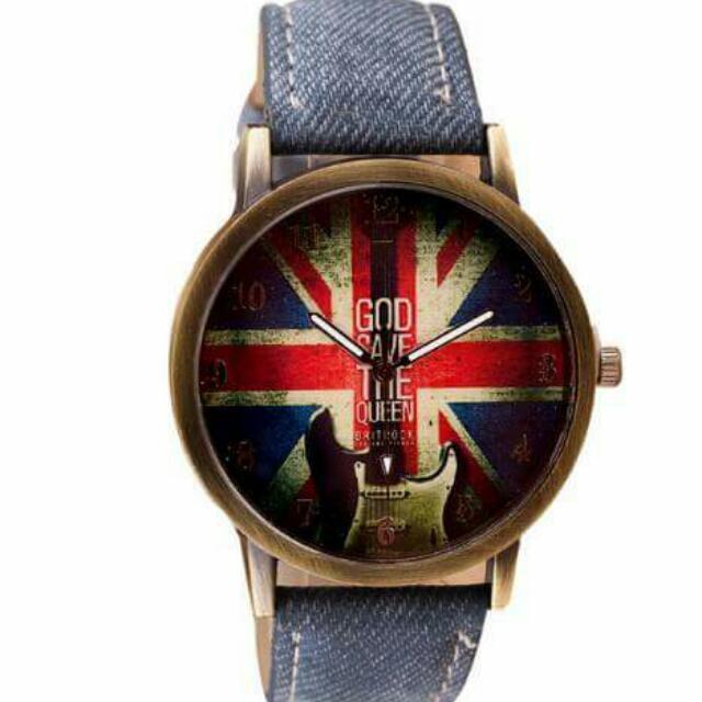 UK Flag Watch