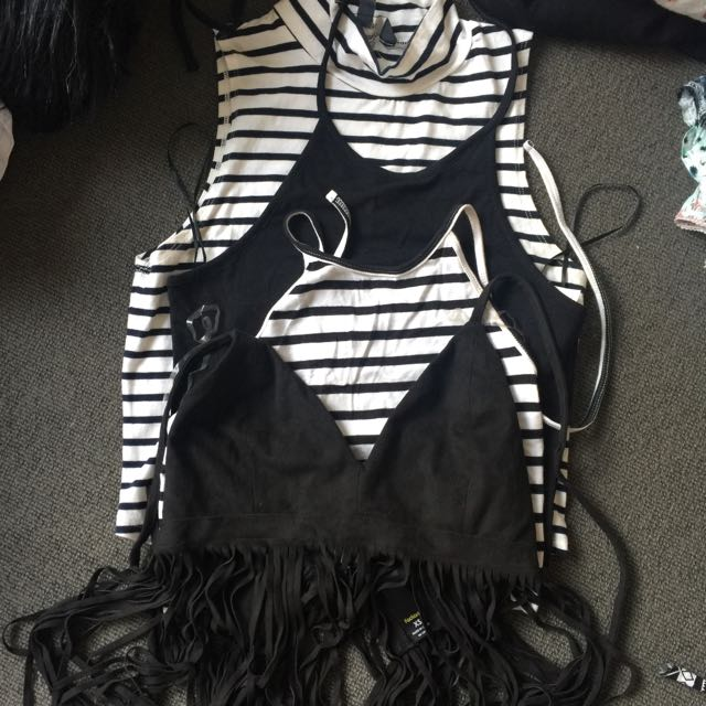 VARIOUS CROPS Size S