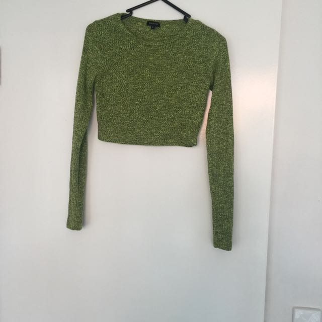 Various Long Sleeve Crops