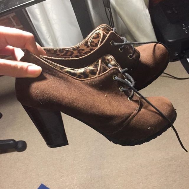 Vintage High Heels
