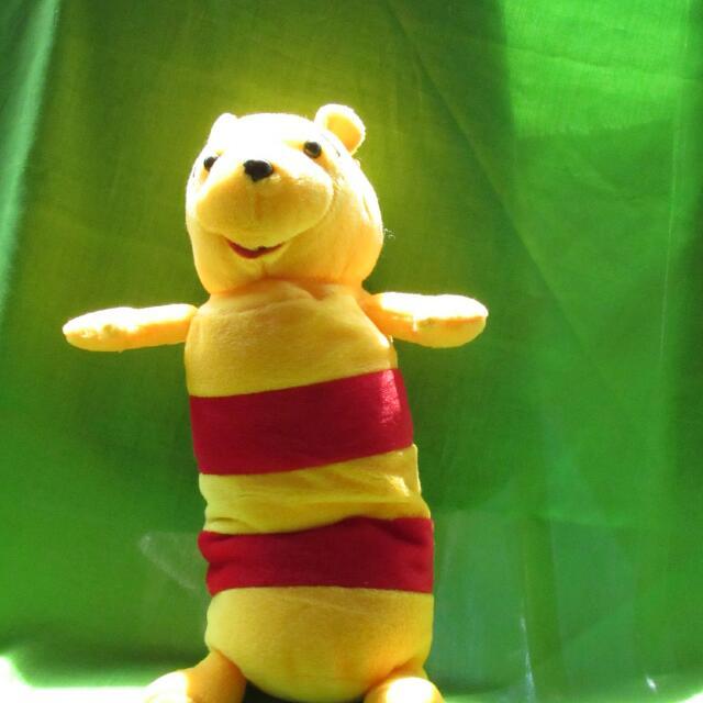 Winnie the pooh doll