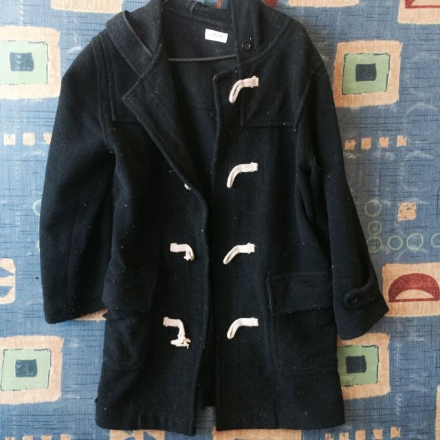 Womens Wool Coat.