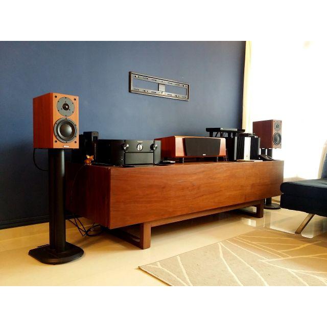 WTS Gorgeous Dynaudio Focus 110 Bookshelf Speaker Made In Denmark Electronics Audio On Carousell