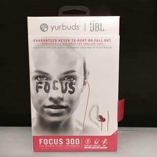 JBL Yurbuds Earphone Focus 300 For Women
