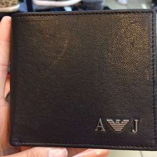Preloved Armany Jeans Wallet
