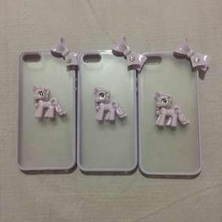 [NEW] Pony Case iPhone 5/5s (sisa 3 pcs)