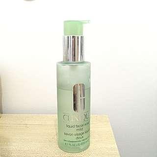 Clinique Facial Wash (Dry Combination)