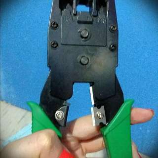 Crimping Tool (Networking)