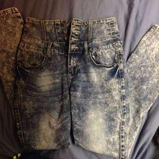 Parasuco High Waisted Jeans