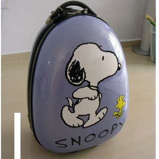 Snoopy Cabin Baggage