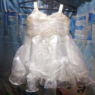 White Gown for Kid